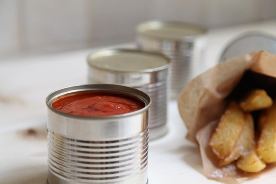 1048  960x720 pici e castagne ketchup e patatine 2   Foto