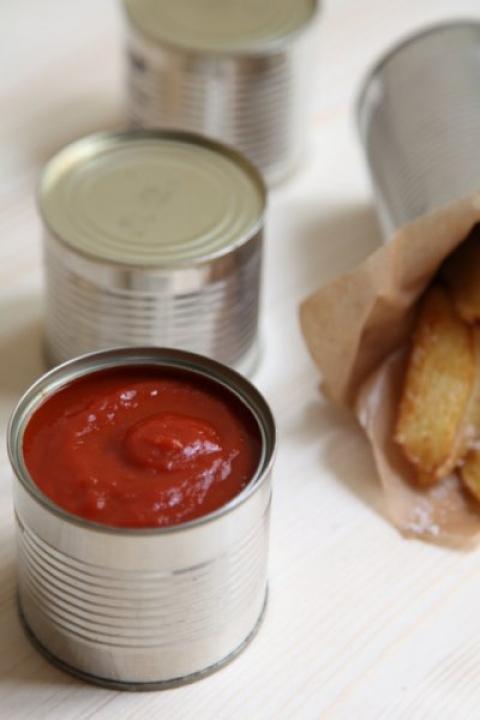 1049  960x720 pici e castagne ketchup e patatine 4   Foto