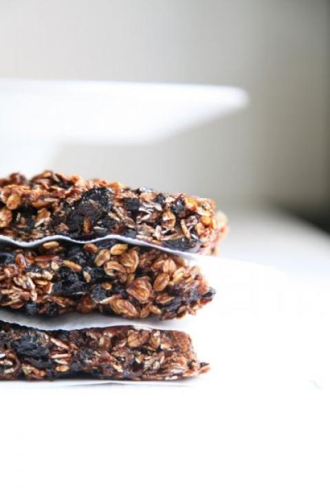 1051  960x720 pici e castagne barrette ai cereali mirtilli e lamponi 2   Foto