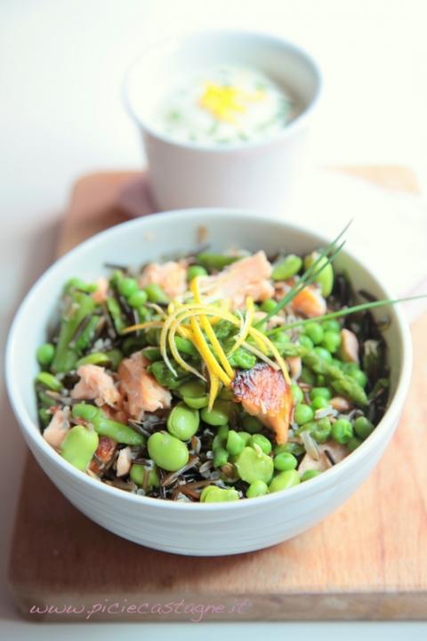 107  960x720 insalata riso nero   Foto