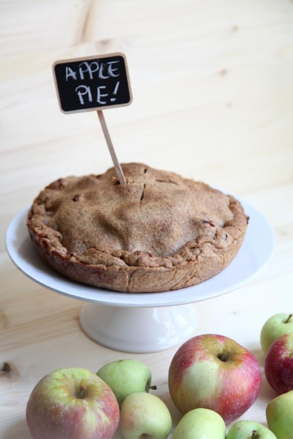 1155  600x pici e castagne apple pie con le sorbe 4   Foto