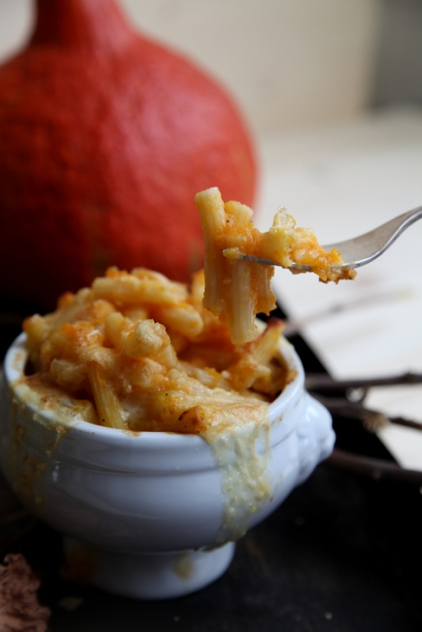 1174  600x pici e castagne pumpkin mac and cheese 2   Foto
