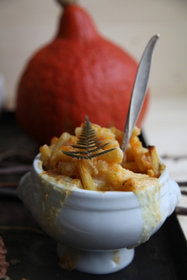 1178  385x picie castagne pumpkin mac and cheese 4   Foto