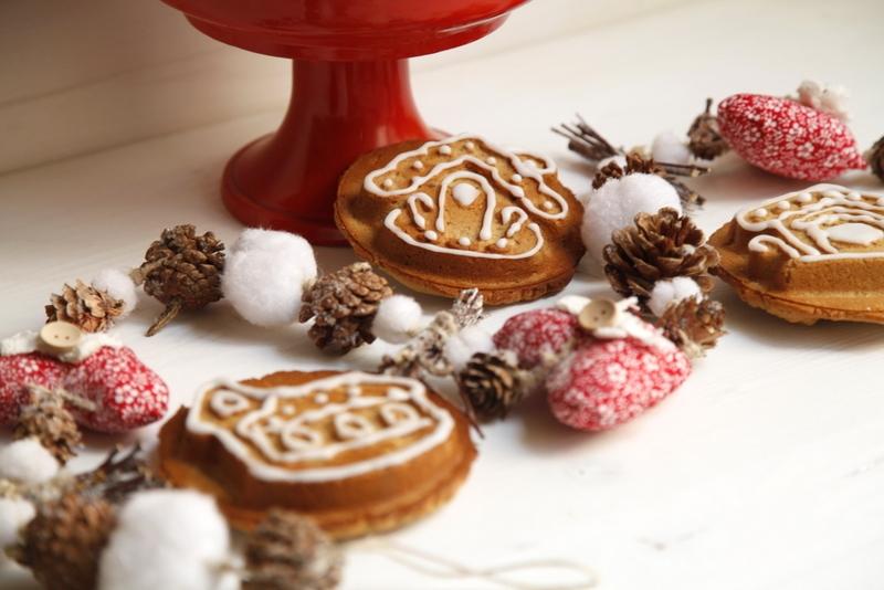 1451  800x pici e castagne gingerbread cookies 2   Foto