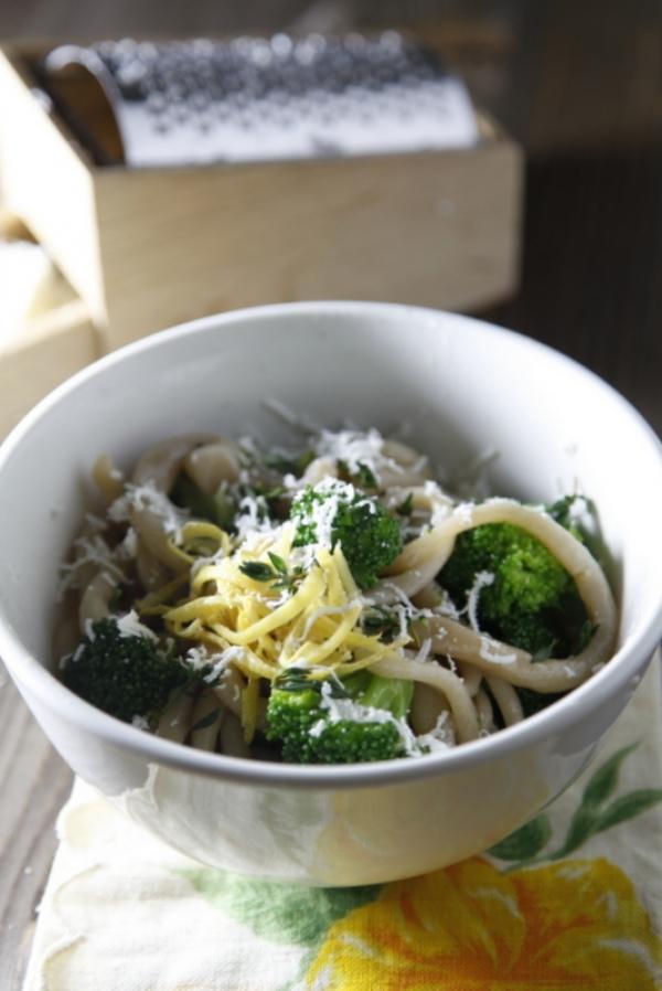 1513  600x pici e castagne pici con broccolo timo e limone 2   Foto