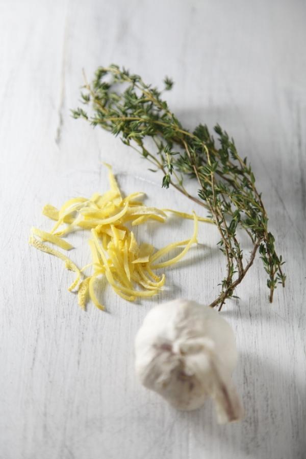 1514  600x pici e castagne pici con broccolo timo e limone 3   Foto
