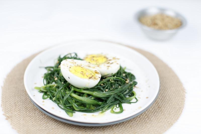 1691  800x pici e castagne uova con agretti e dukkah   Foto