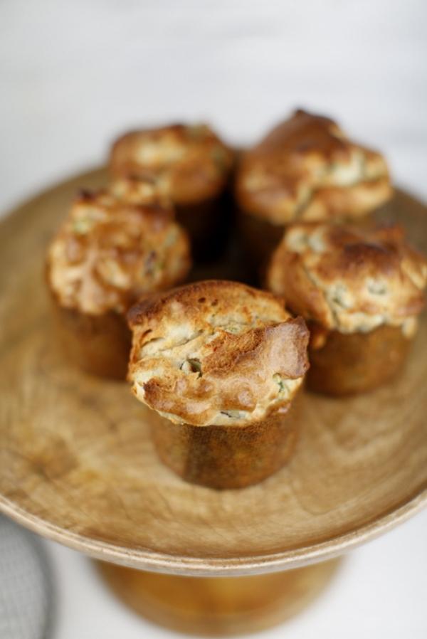 1693  600x pici e castagne muffin fave e pecorino 2   Foto
