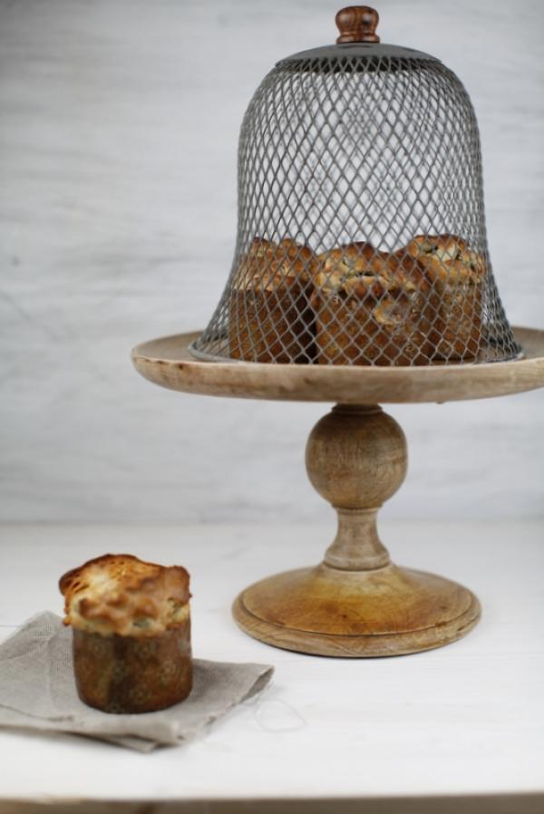 1694  600x pici e castagne muffin fave e pecorino 3   Foto