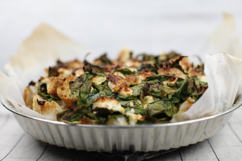 1700  800x pici e castagne spinach strata 3   Foto