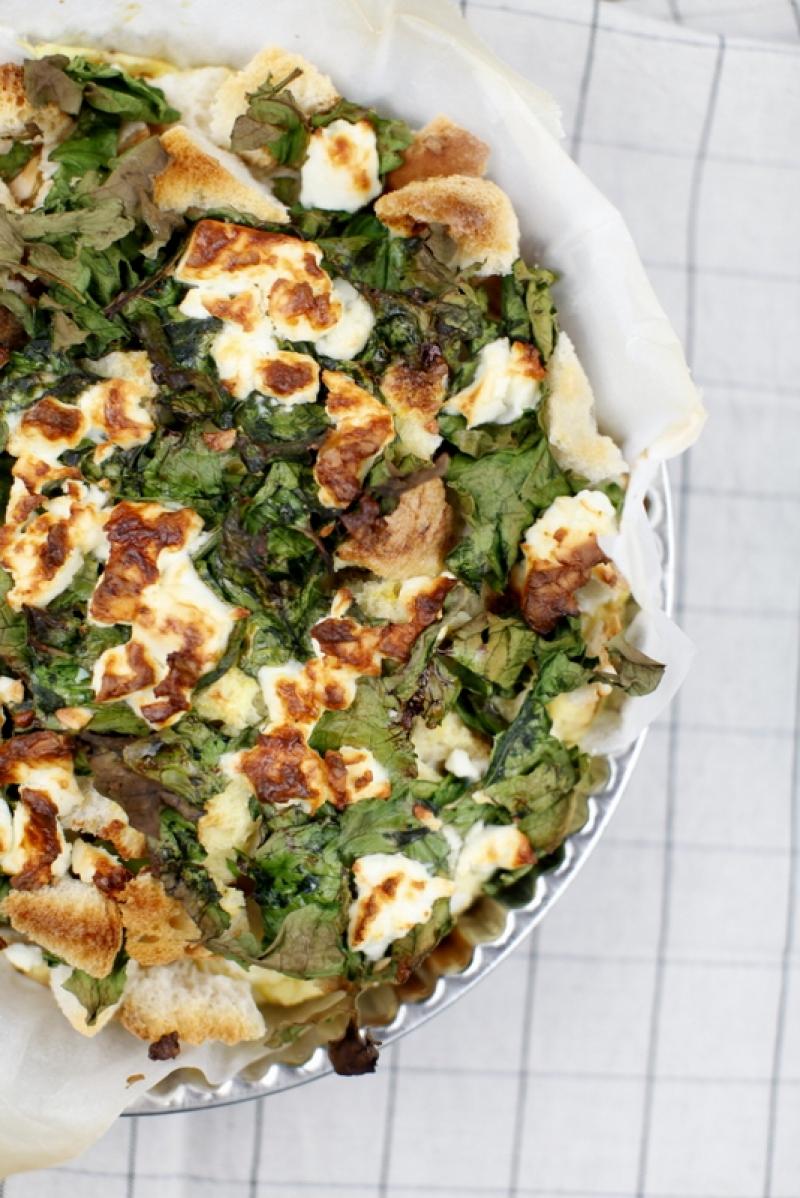1701  800x pici e castagne spinach strata   Foto