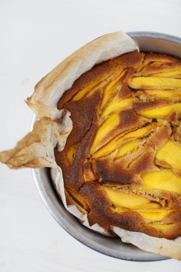 1709  600x pici e castagne torta al mango e cocco 4   Foto