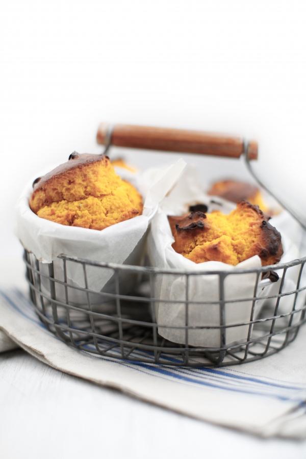 1738  600x pici e castagne muffin di zucca e gorgonzola 2   Foto
