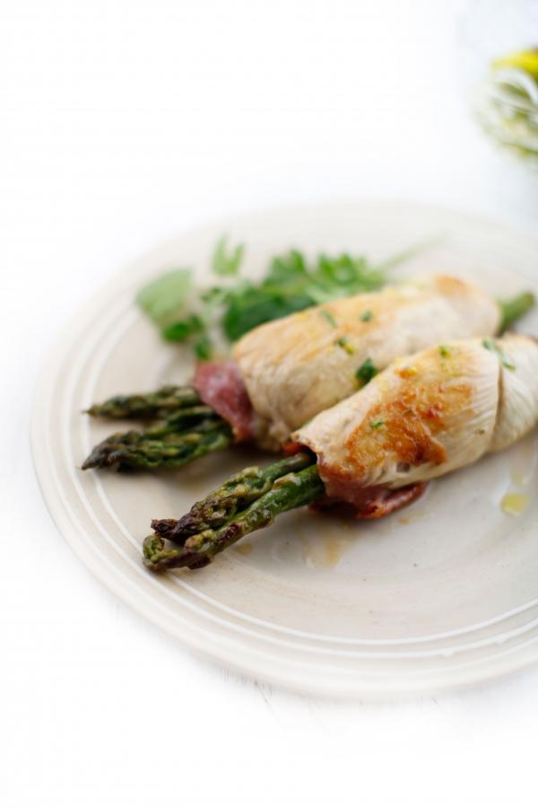 1749  600x pici e castagne involtini di pollo 2   Foto