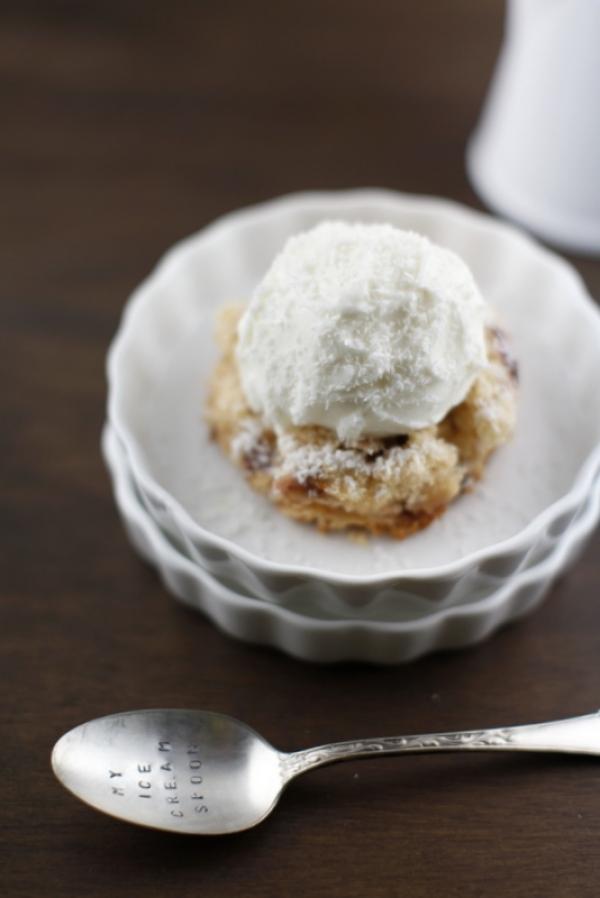 1828  600x pici e castagne gelato al cocco e torta di ciliegie   Foto