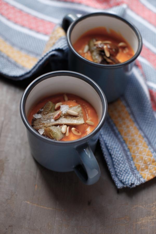 2029  600x pici e castagne pumpkin soup 0   Foto