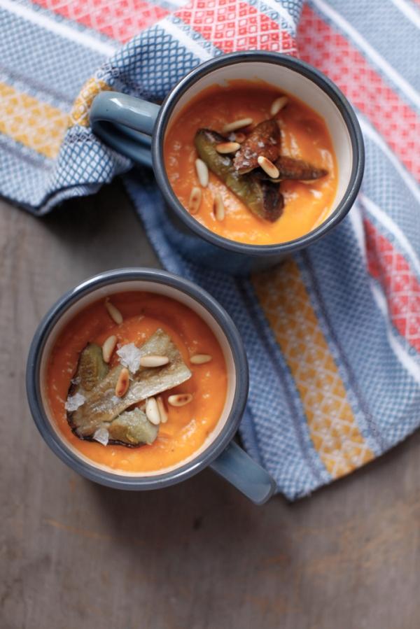 2031  600x pici e castagne pumpkin soup 4 0   Foto