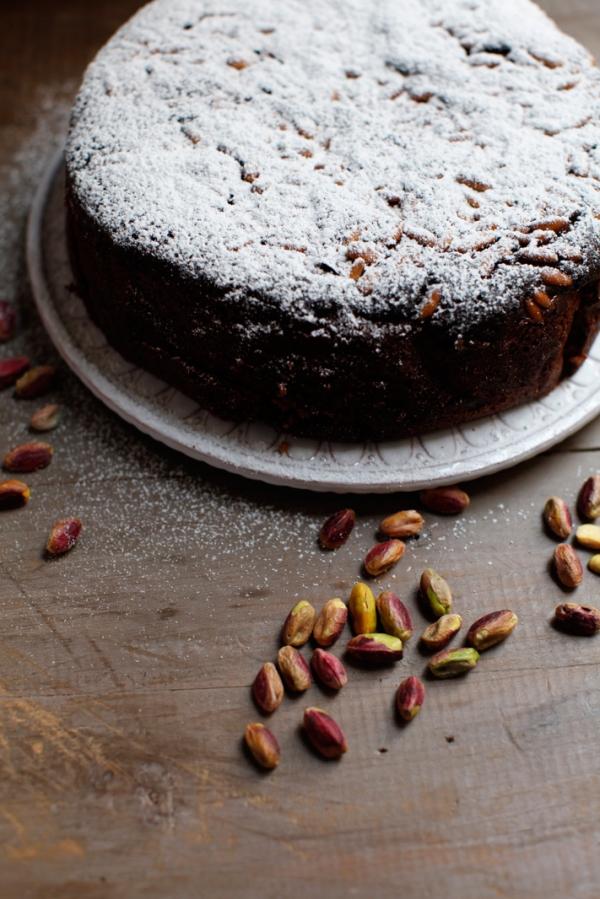 2036  600x pici e castagne pistachio cake 5   Foto