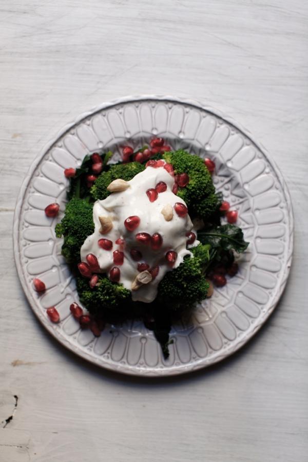 2221  600x pici e castagne insalata di broccolo siciliano 3   Foto