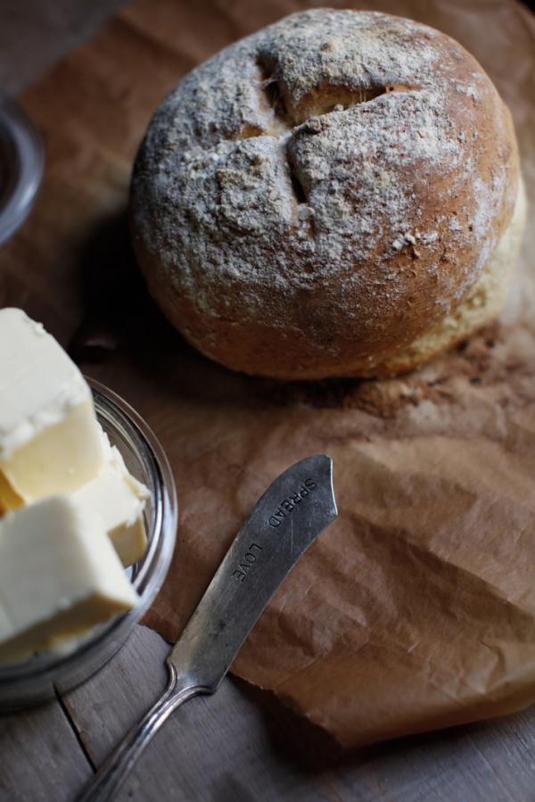 2257  600x pici e castagne soda bread 3   Foto