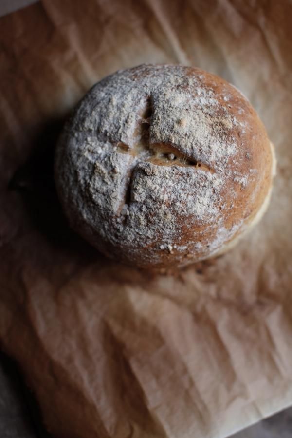 2258  600x pici e castagne soda bread 4   Foto