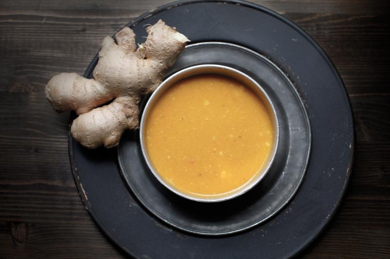 2264  800x pici e castagne crema di carote 3   Foto