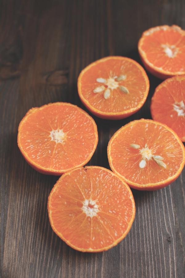 2348  600x pici e castagne ciambella al mandarino 4   Foto