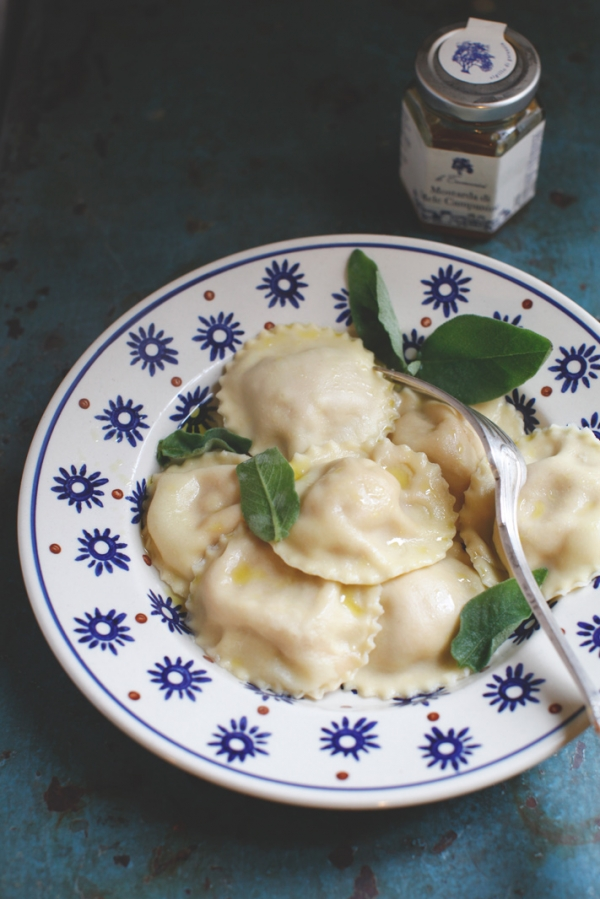 2774  600x pici e castagne tortelli zucca 3   Foto
