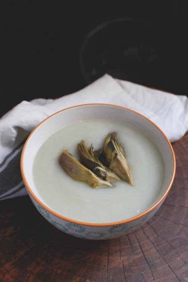 2845  600x pici e castagne zuppa di topinambur 2   Foto