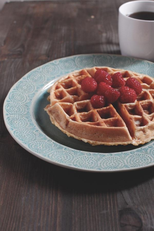 2852  600x pici e castagne waffles 2   Foto