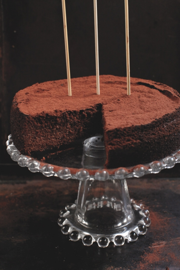 2864  600x pici e castagne beetroot cake 8   Foto