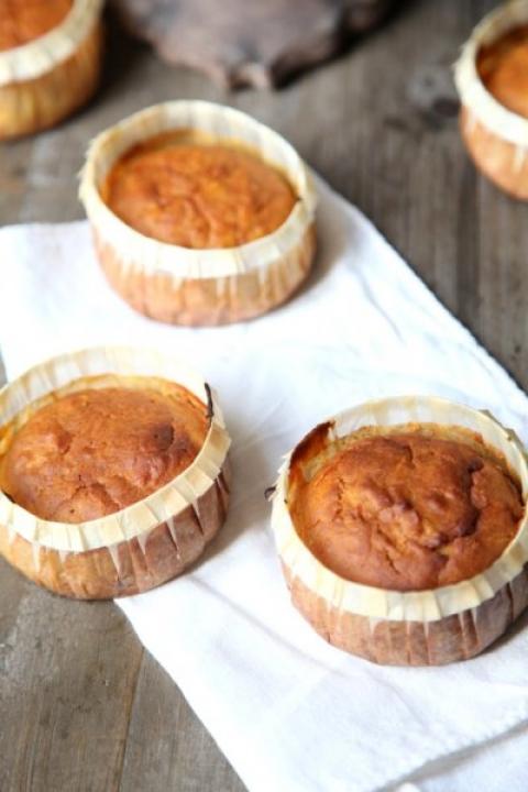 537  960x720 pici e castagne tortine di carote senza latte e zucchero   Foto