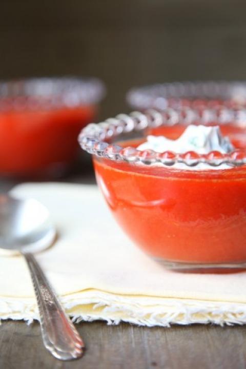 570  960x720 pici e castagne crema di peperoni 5   Foto
