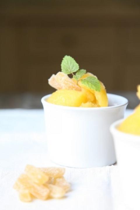 719  960x720 pici e castagne sorbetto all ananas e zenzero 4   Foto