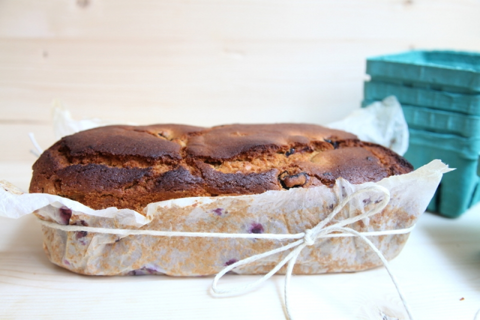 910  960x720 pici e castagne blueberry tea bread 6   Foto