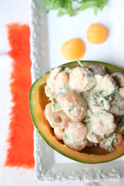 pici-e-castagne-insalata-di-gamberi-e-melone4