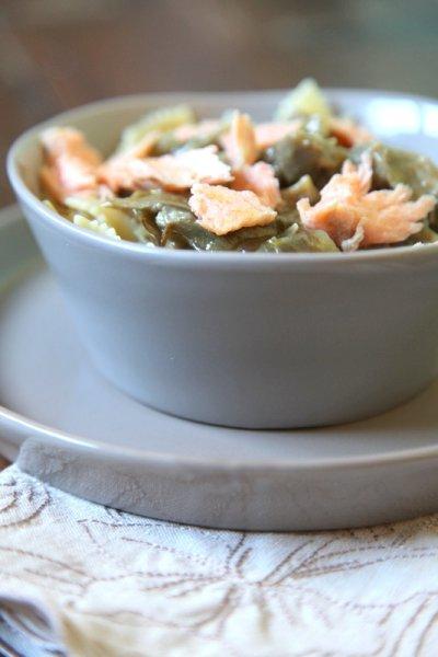 pasta-salmone-carciofi
