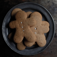 "<span class=""corsivo""> The Perfect Bite </span> : : GINGERBREAD MEN"