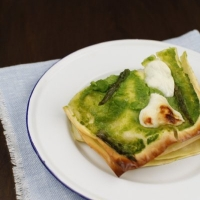 "<span class=""corsivo"">The Perfect Bite</span> : : LASAGNA CON ASPARAGI E CRESCENZA"