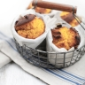 "<span class=""corsivo""> The Perfect bite</span> : :  MUFFIN ZUCCA, GORGONZOLA E TIMO"