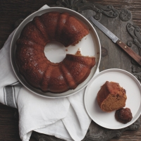 "<span class=""corsivo""> The Perfect Bite </span> : : PUMPKIN BUNDT CAKE"