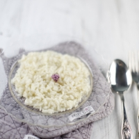 "<span class=""corsivo"">Comfort Food </span> : : RISOTTO ALLE ROSE"