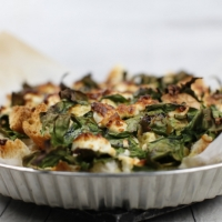 "<span class=""corsivo""> Spring Time </span> : : SPINACH STRATA"