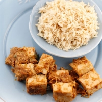 "<span class=""corsivo"">The Perfect Bite</span> : : TOFU ALLO ZENZERO"