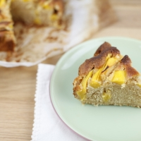 "<span class=""corsivo""> The Perfect Bite </span> : : TORTA AL MANGO E COCCO"