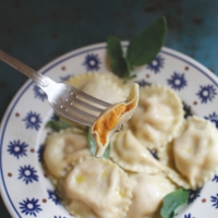"<span class=""corsivo""> The Perfect Bite </span> : : TORTELLI DI ZUCCA"