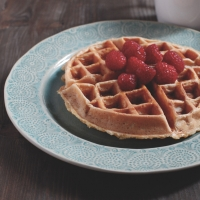 "<span class=""corsivo""> The Perfect Bite </span> : : BUTTERMILK WAFFLES"