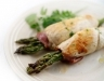 "<span class=""corsivo""> The Perfect Bite </span> : :  INVOLTINI DI POLLO E ASPARAGI CON SALSA AL CORIANDOLO"